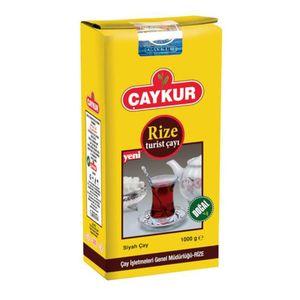 1000 gr Caykur Rize Turist Türkischer Schwarzer Tee Cay