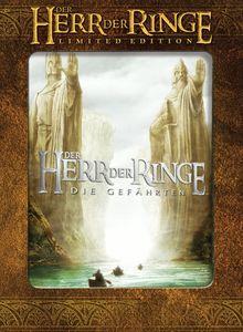 Der Herr der Ringe - Die Spielfilm Trilogie Limited Edition, 6 DVDs