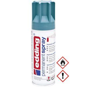 Edding Permanent Spray Premium Acryllack in petrol matt 200ml