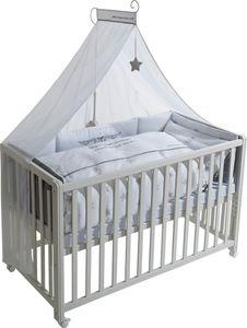 Roba Room Bed 'Rockstar Baby 2' 60x120 cm; 16300-3 RS2