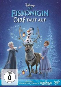 Die Eiskönigin: Olaf taut auf & Die Eiskönigin: Party Fieber [DVD]