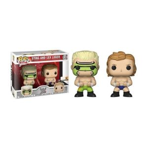 Funko POP! Sting & Lex Luger (2-Pack) (Exclusive) - WWE