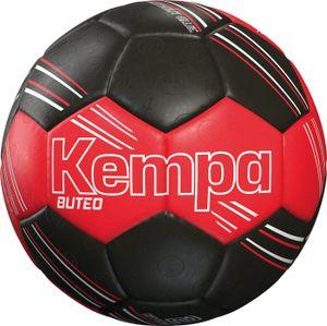 Kempa Buteo Handball, Color:rot/schwarz, Groesse:2