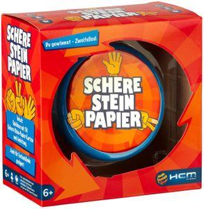 CYE Schere Stein Papier & Kartenspiel Reisespiel Spieleklassiker fr Jung und Alt & & 55155