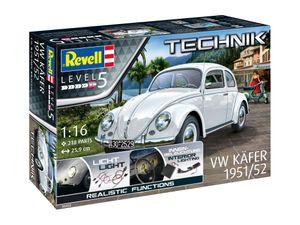 Revell Modellauto - VW Käfer 1951/1952
