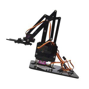 Metall Wifi Roboterarm, Ideal für Wettbewerb Abschlussdesign und DIY Roboterprojekt