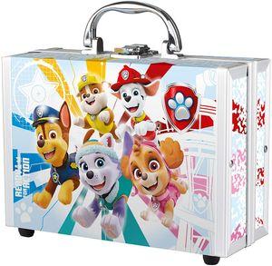Paw Patrol Badespass Set Badeartikel für Kinder im kleinen Paw Patrol Koffer Geschenkset
