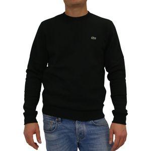 Lacoste Sweatshirt Herren Sonstige Pullover Schwarz (SH9203 HXF) Größe: XL