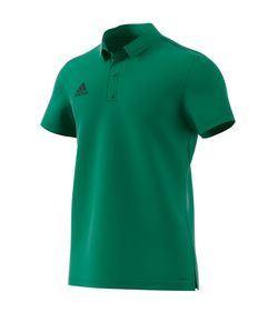 adidas Core 18 Climalite Polo Shirt Herren - grün XL