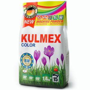 KULMEX® - Color Waschmittel Pulver, 16er Pack (1 x 240 Waschladungen)