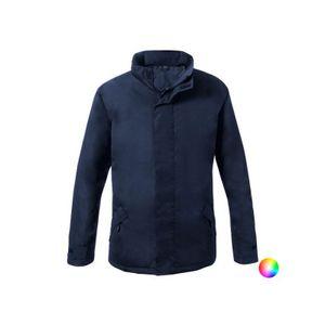 Wasserdichte Jacke für Damen 144805  BigBuy Fashion Farbe: Blau, Größe: M