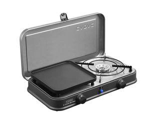 CADAC Campingkocher 2-Cook Pro Deluxe 50mbar