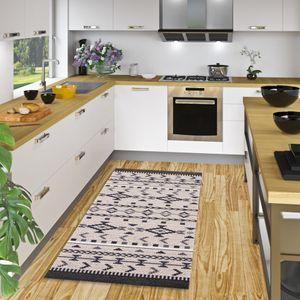 Küchenläufer Teppich Trendy Ethno, Größe:60x150 cm