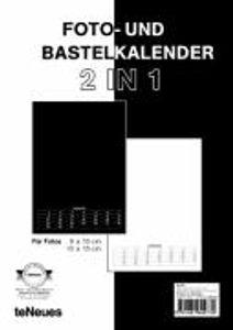 Bastelkalender 2 in 1 Immerwährend