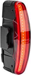spanninga Arco Rechargeable Rear Light black