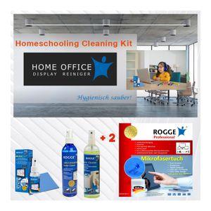 ROGGE Homeschooling Cleaning Kit - Reinigungsset für Homeschooling