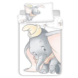 Dumbo Elefant Disney Kleinkind Bettwäsche Set 100x135 40x60cm 100% Baumwolle NEU