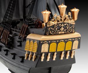 Revell Black Pearl - Schiff-Modellbausatz; 5499