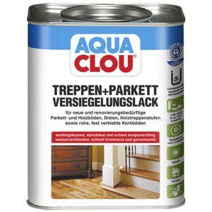 CLOU L10 AQUA CLOU Treppen- und Parkettversiegelungslack 0,75 Liter - VE 6