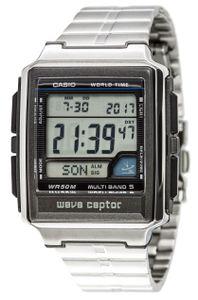 Casio WV-59DE-1AVEF Herren-Armbanduhr, Edelstahl-Gehäuse, Metall-Armband