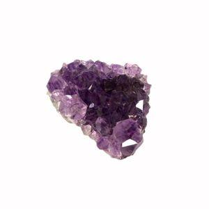 (A) $ Großhandel brasilianischen Amethyst schnell 4-5cm 50-80 Gramm Amethyst Geode Amethyst Schmuck Entmagnetisieren Block Schutt Amethyst