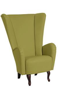 Max Winzer Aurora Hochlehnsessel - Farbe: grün - Maße: 89 cm x 96 cm x 122 cm; 2954-1100-2070103-F07