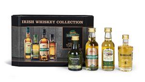 Kilbeggan Co. Distilling Irish Whiskey Collection   40 % vol   4 x 0,05 l   insgesamt 0,2 l