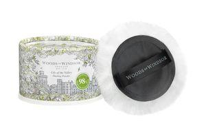 Woods of Windsor Talcum Puder Parfümiert - Jasmin - sinnlicher eleganter Duft 100 g