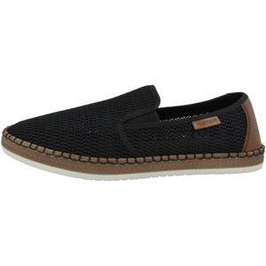 Rieker Herren Schuhe Halbschuhe Slipper B5276, Größe:42 EU, Farbe:Schwarz