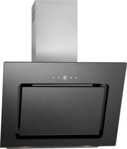 Bomann DU 771.1 G - 603,1 m³/h - Abluft/Umluft - 63 dB - Schwarz - Glas - Berührung