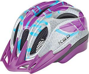 KED Meggy II K-Star Helm Kinder violet Kopfumfang S/M   49-55cm