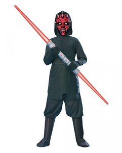 Star Wars Darth Maul Kinderkostüm für Fasching & Halloween Größe: S