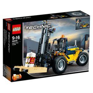 LEGO Schwerlastgabelstapler