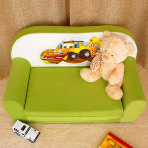 Kindersofa Kindersessel Minisofa Klappsofa Kindercouch Kindermöbel Modell 4