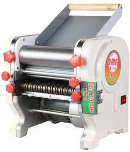 Elektrischer Teigwarenhersteller Nudelmaschine aus rostfreiem Stahl Nudelwalzenmaschine für Home Restaurant Commercial - Breite 160mm