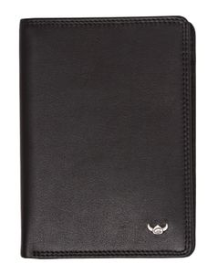 Golden Head Polo RFID Protect ID Wallet Black