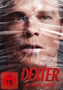 Dexter - Season 8 (DVD) 6DVDs Min: 610DD5.1WS  Multibox
