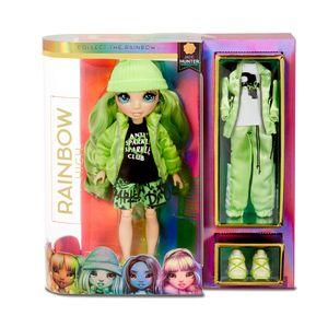 MGA Entertainment 569664E7C Rainbow High Fashion Doll- Jade Hunter