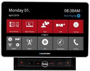 BLAUPUNKT Rome 900 DAB - 10,1 Zoll Display Android Bluetooth | DAB+ | USB Autoradio