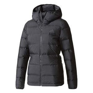 Adidas Helionic Down Hooded Black M