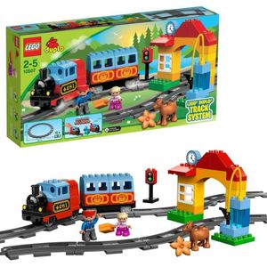 Lego Duplo Eisenbahn Starter-Set