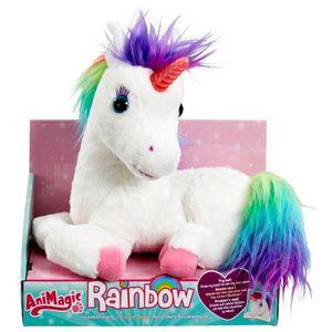 Ani Magic Einhorn Rainbow, mit Licht & Sounds