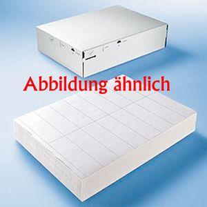 HERMA Folien Etiketten DATAPRINT 203 x 297 mm weiß 250 Etiketten