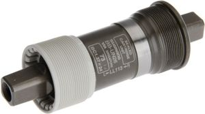 Shimano Un-300 Bsa Bottom Bracket Silver / Black 73 mm