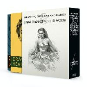 Drawing the Head and Hands & Figure Drawing (Box Set)
