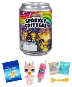 MGA Entertainment 559870E7C Poopsie Sparkly Critters