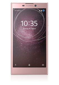 Sony Xperia L2 5,5' Android Smartphone 32GB 13MP LTE Single Sim 3300mAh, Farbe:Pink
