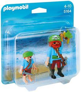 PLAYMOBIL 5164 Duo Pack Gro?er und kleiner Pirat