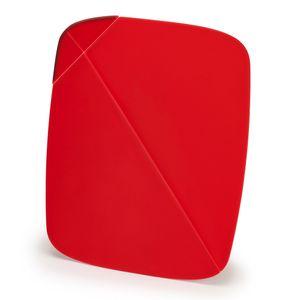 Joseph Joseph klappbares Schneidebrett 26 x 32,5 cm rot