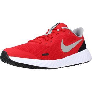 Nike Revolution 5 (Gs) University Red/Lt Smoke Grey-B University Red/Lt Smoke Grey-B 39